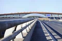 Aéroport capital de Pékin, terminal 3, Chine Photo libre de droits