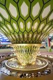 Aéroport d'Abu Dhabi Photos libres de droits