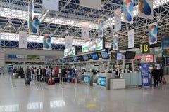 Aéroport d'Adler Photo libre de droits