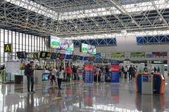 Aéroport d'Adler Photographie stock libre de droits