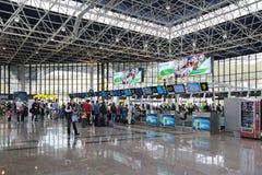 Aéroport d'Adler Photos libres de droits