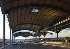 Aéroport d'Alicante†«Elche Alicante l'espagne Image stock