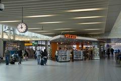Aéroport d'Amsterdam Schiphol Images stock
