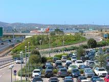 Aéroport d'Athènes Photos libres de droits