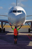 Aéroport d'Auckland Image stock