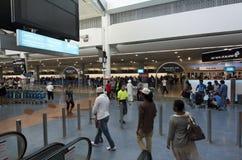 Aéroport d'Auckland - Nouvelle-Zélande Image libre de droits