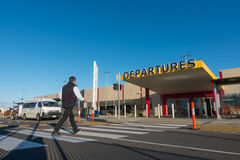 Aéroport d'Avalon, Australie de Melbourne Image stock