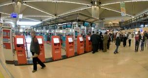 Aéroport d'Istanbul Atatürk Photos libres de droits