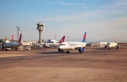 Aéroport d'Istanul Images libres de droits