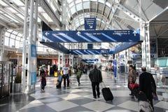 Aéroport d'O'Hare Photos libres de droits