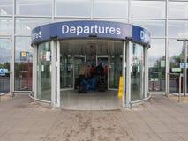 Aéroport dans Bristol Photographie stock