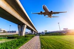 Aéroport dans la porcelaine de Pékin Photographie stock libre de droits