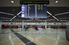 Aéroport dans Phnom Penh, Cambodge Photographie stock libre de droits