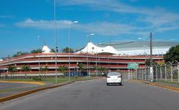 Aéroport dans Recife Brésil Photos stock