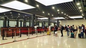 Aéroport dans Siem Reap Cambodge Photos stock