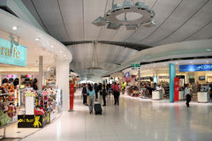 Aéroport de Bangkok Photo stock