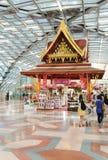 Aéroport de Bangkok Image libre de droits