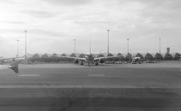 Aéroport de Bangkok Image stock