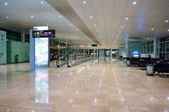 Aéroport de Barcelone Photos libres de droits