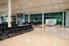Aéroport de Barcelone Photos stock