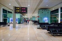 Aéroport de Barcelone Images libres de droits