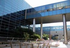 Aéroport de Ben Gurion à Tel Aviv Images libres de droits