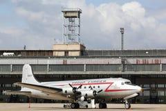 Aéroport de Berlin Tempelhof, Allemagne Image stock