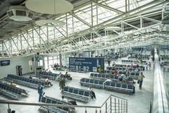Aéroport de Borispol Images libres de droits