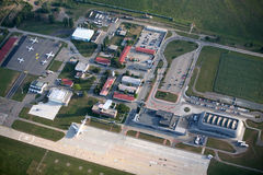 Aéroport de Brno images stock