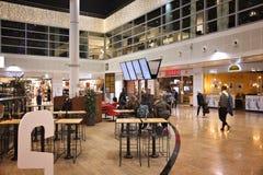 Aéroport de Bruxelles Image libre de droits
