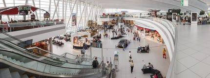 Aéroport de Budapest Image libre de droits