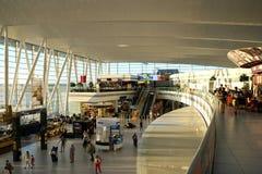 Aéroport de Budapest Liszt Ferenc Images stock