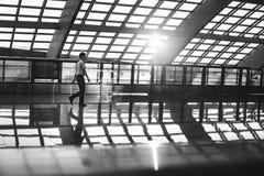 Aéroport de capital de Pékin Photo libre de droits