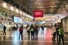 Aéroport de capital de Pékin Images stock