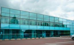 Aéroport de Châteauroux - France Photos libres de droits
