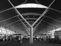 Aéroport de Changhaï Pudong Photo libre de droits
