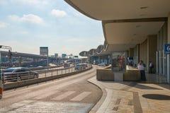 Aéroport de Charles de Gaulle Photo libre de droits