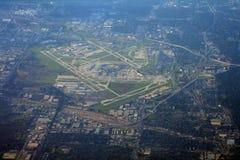Aéroport de Chicago Images libres de droits