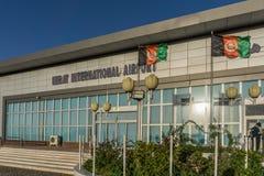 Aéroport de coeur - Afghanistan Photos libres de droits