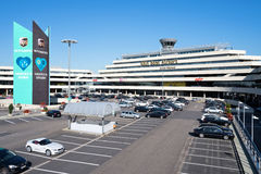 Aéroport de Cologne Bonn Photographie stock libre de droits