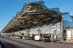 Aéroport de Cologne Bonn Photographie stock
