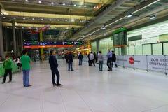 Aéroport de Cologne Bonn Images libres de droits