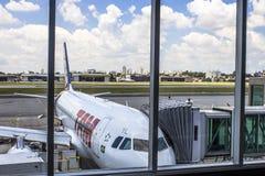 Aéroport de Congonhas Images stock