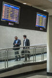 Aéroport de Congonhas Image stock