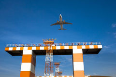 Aéroport de Congonhas Photo stock