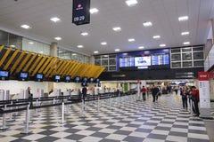 Aéroport de Congonhas, Sao Paulo Photos stock