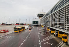 Aéroport de Copenhague Images libres de droits