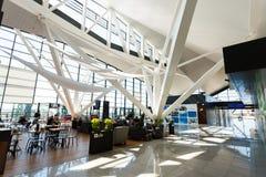 Aéroport de Danzig d'intérieur Photo libre de droits