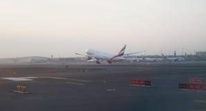 Aéroport de Dubaï Image stock