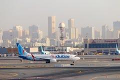 Aéroport de Dubaï Photos libres de droits